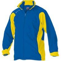Stanno Santos Full Zip Micro Top (blue-yellow)