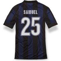 2013-14 Inter Milan Home Shirt (Samuel 25) - Kids