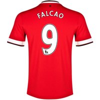 2014-15 Manchester United Home Shirt (Falcao 9) - Kids