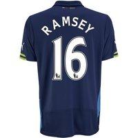 2014-15 Arsenal Third Cup Shirt (Ramsey 16)