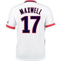 2015-16 PSG Nike Away Kit (Maxwell 17)