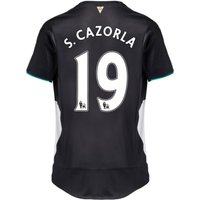 2015-2016 Arsenal Third Cup Shirt (S.Cazorla 19)