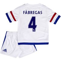 2015-2016 Chelsea Away Baby Kit (Fabregas 4)