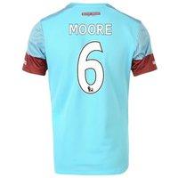 2015-16 West Ham Away Shirt (Moore 6)