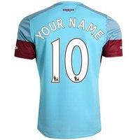 2015-16 West Ham Away Shirt (Your Name)