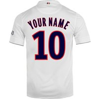 2015-16 Psg Nike Away Kit (your Name)
