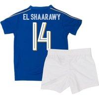 2016-2017 Italy Home Mini Kit (El Shaarawy 14)