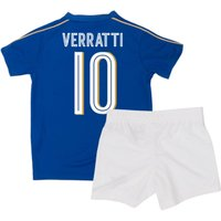 2016-2017 Italy Home Mini Kit (Verratti 10)