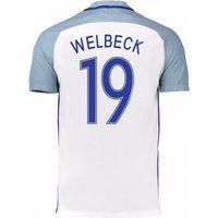 2016-17 England Home Shirt (Welbeck 19) - Kids