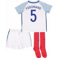 2016-17 England Home Little Boys Kit (Ferdinand 5)