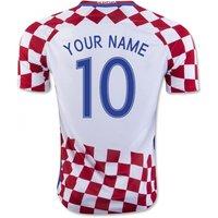 2016-17 Croatia Home Shirt (Your Name) -Kids