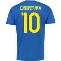 2016-7 Ukraine Away Shirt (Konoplyanka 10)