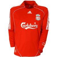 06-08 Liverpool L/S home - Kids (Gerrard 8)