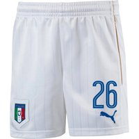 2016-17 Italy Home Shorts (26) - Kids