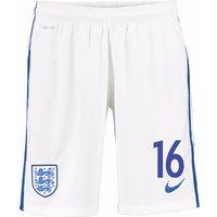 2016-17 England Home Shorts (16) - Kids