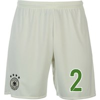 2016-17 Germany Away Shorts (2) - Kids