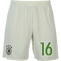 2016-17 Germany Away Shorts (16) - Kids