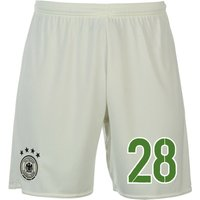 2016-17 Germany Away Shorts (28) - Kids