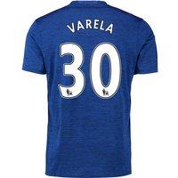 2016-17 Manchester United Away Shirt (Varela 30)
