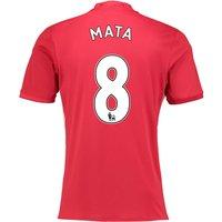 2016-17 Manchester United Home Shirt (Mata 8) - Kids