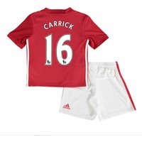 2016-17 Man United Home Baby Kit (Carrick 16)