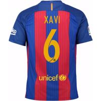 2016-17 Barcelona Home Shirt (Xavi 6) - Kids
