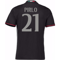 2016-17 AC Milan Home Shirt (Pirlo 21) - Kids