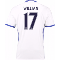 2016-17 Chelsea 3rd Shirt (Willian 17) - Kids