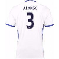 2016-17 Chelsea 3rd Shirt (Alonso 3) - Kids