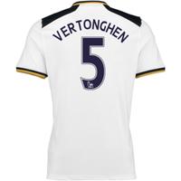2016-17 Tottenham Home Shirt (Vertonghen 5) - Kids
