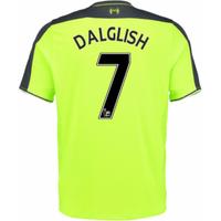 2016-17 Liverpool 3rd Shirt (Dalglish 7) - Kids
