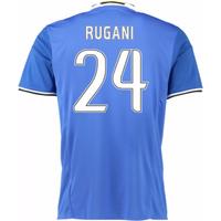 2016-17 Juventus Away Shirt (Rugani 24) - Kids