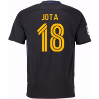 2016-17 Atletico Madrid Away Shirt (Jota 18) - Kids