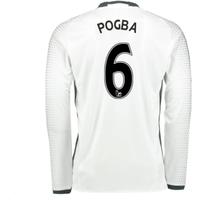 2016-17 Man United Third Shirt (Pogba 6) - Kids