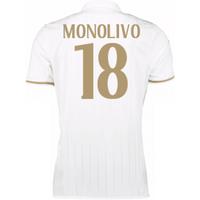 2016-17 AC Milan Away Shirt (Monolivo 18) - Kids