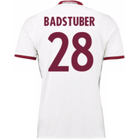 2016-17 Bayern Munich Third Shirt (Badstuber 28) - Kids