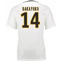 2016-17 Monaco Away Shirt (Bakayoko 14) - Kids