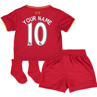 2016-17 Liverpool Home Baby Kit (Your Name)