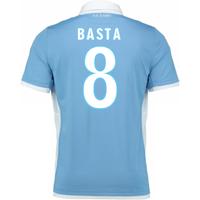 2016-17 Lazio Home Shirt (Basta 8) - Kids