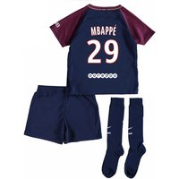 2017-18 Psg Home Baby Kit (Mbappe 29)
