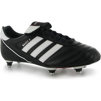 Adidas Kaiser Cup SG Mens Football Boots (Black-White)