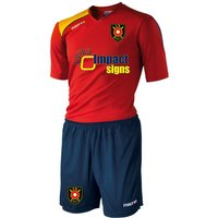 2013-14 Albion Rovers Away Shirt (with free shorts) - Kids