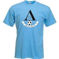 Arthurlie FC Supporters T-Shirt (Sky Blue)
