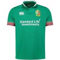 2016-2017 British Irish Lions Rugby Pro Training Jersey (Green)