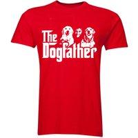 Alexis Sanchez - The Dogfather T-Shirt (Red) - Kids