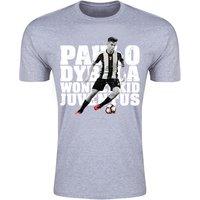 Paulo Dybala Juventus Wonderkid T-Shirt (Grey)