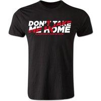 Dont Take Me Home - England T-Shirt (Black)