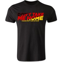 Dont Take Me Home - Germany T-Shirt (Black)