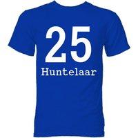 Klaas Jan Huntelaar Schalke Hero T-Shirt (Blue)
