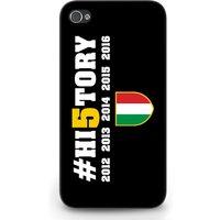 Juventus History Winners iPhone 6 Cover (Black)